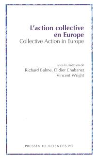 L'action collective en Europe = Collective action in Europe