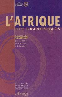 L'Afrique des Grands Lacs : annuaire 2004-2005