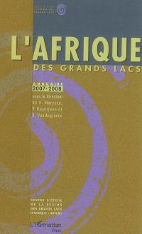L'Afrique des grands lacs : annuaire 2007-2008