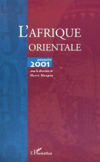 L'Afrique orientale : annuaire 2001