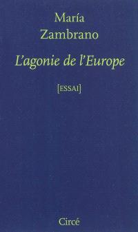 L'agonie de l'Europe