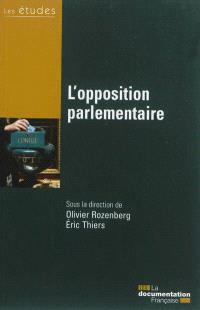 L'opposition parlementaire