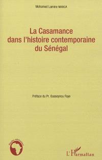 La Casamance dans l'histoire contemporaine du Sénégal