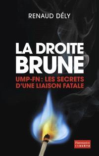 La droite brune UMP-FN : les secrets d'une liaison fatale