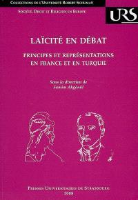 Laïcité en débat : principes et représentations en France et en Turquie
