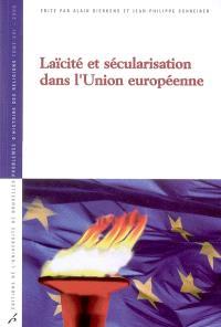 Laïcité et sécularisation dans l'Union européenne