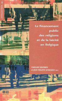 Le financement public des religions et de la laïcité en Belgique
