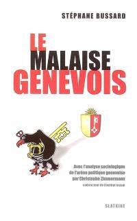 Le malaise genevois