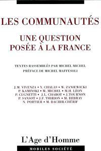 Les communautés : une question posée à la France