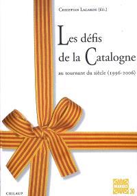Les défis de la Catalogne au tournant du siècle, 1996-2006