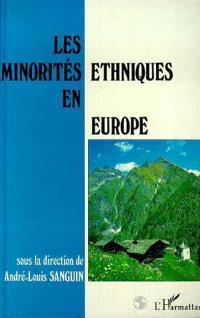 Les Minorités ethniques en Europe