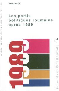 Les partis politiques roumains après 1989
