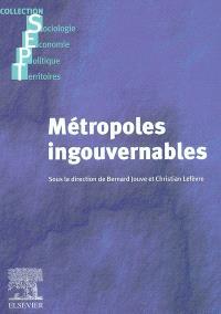 Métropoles ingouvernables : les villes européennes entre globalisation et décentralisation