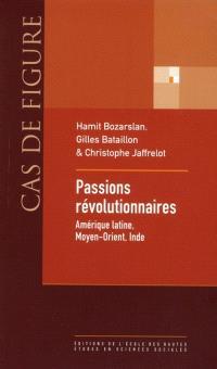 Passions révolutionnaires : Amérique latine, Moyen-Orient, Inde
