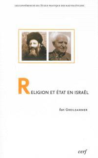 Religion et Etat en Israël