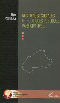Résiliences sociales et politiques publiques participatives