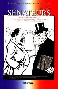 Sénateurs : dictionnaire des parlementaires de la Gauche démocratique et du Rassemblement démocratique et social européen (1891-2001)
