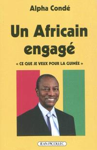 Un Africain engagé : entretiens avec Jean Bothorel