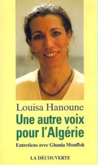 Une autre voix pour l'Algérie : entretien avec Ghania Mouffok