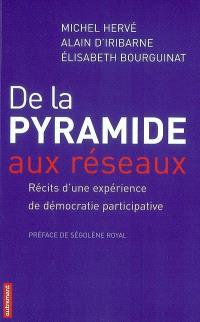 De la pyramide aux réseaux : récits d'une expérience de démocratie participative