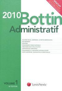 Bottin administratif 2010