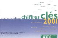 Chiffres clés 2001 : statistiques de la culture