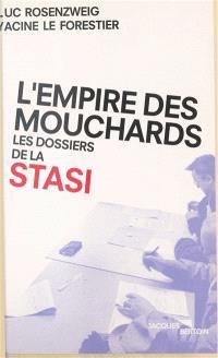 L'Empire des mouchards, dossiers de la Stasi
