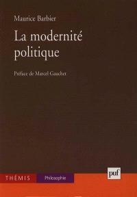 La modernité politique