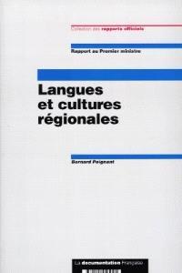 Langues et cultures régionales : rapport au Premier ministre