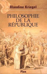 Philosophie de la République