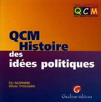 QCM Histoire des idées politiques