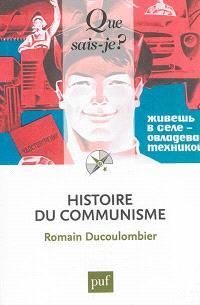 Histoire du communisme au XXe siècle