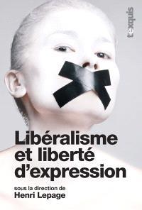 Libéralisme et liberté d'expression