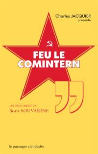 Feu le Comintern