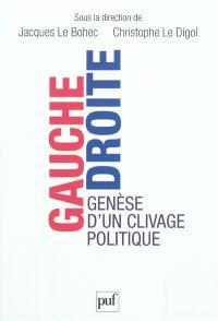 Gauche-droite : genèse d'un clivage politique