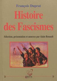 Histoire des fascismes