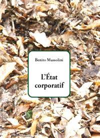 L'Etat corporatif