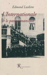 L'Internationale et le pangermanisme