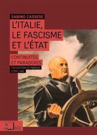 L'Italie, le fascisme et l'Etat : continuités et paradoxes