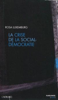 La crise de la social-démocratie
