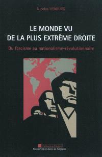 Le monde vu de la plus extrême droite : du fascisme au nationalisme-révolutionnaire