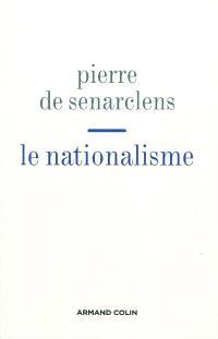 Le nationalisme : le passé d'une illusion