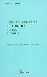 Les mouvements islamistes turcs à Paris