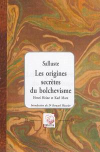 Les origines secrètes du bolchevisme : Henri Heine et Karl Marx