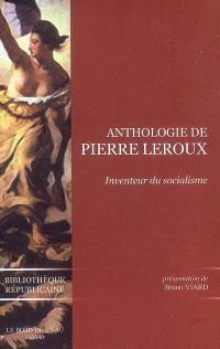 Pierre Leroux : anthologie
