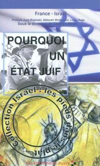 Pourquoi un Etat juif ?