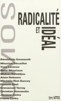 Radicalité et idéal