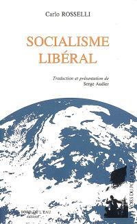 Socialisme libéral