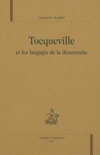 Tocqueville et les langages de la démocratie