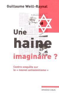 Une haine imaginaire : contre-enquête sur le nouvel antisémitisme